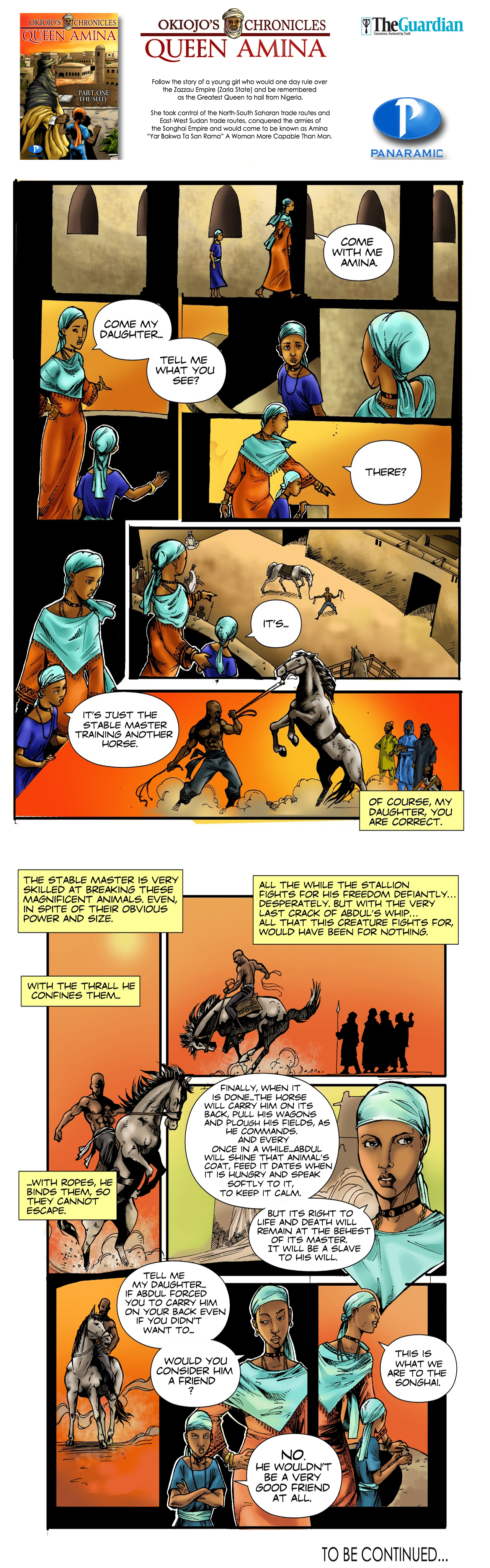 Queen Amina (Part 1) - 5