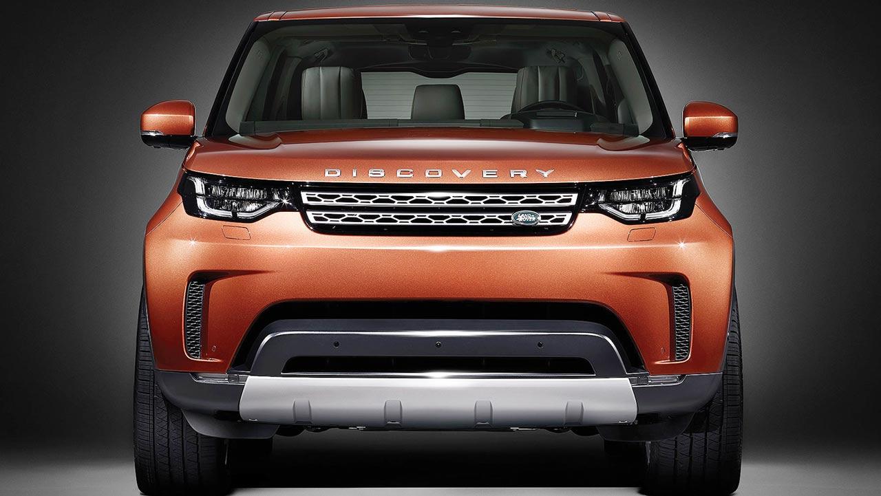 Range Rover Dscovery