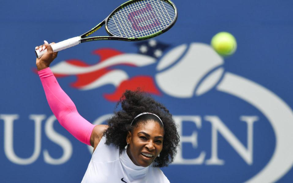 Serena Williams / AFP PHOTO / EDUARDO MUNOZ ALVAREZ
