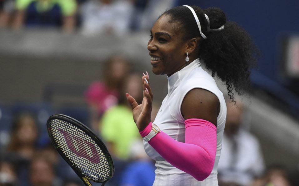 Serena Williams/ AFP PHOTO / KENA BETANCUR