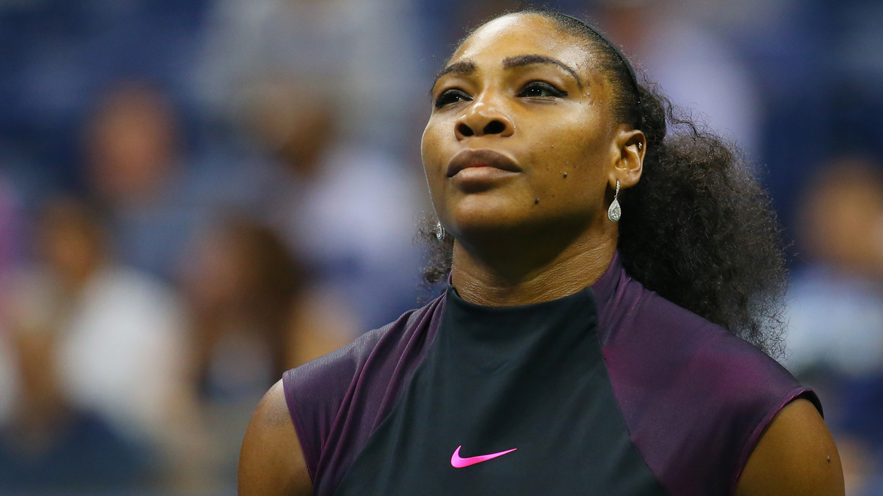 Serena Williams. PHOTO: Mike Stobe/Getty Images for USTA/AFP