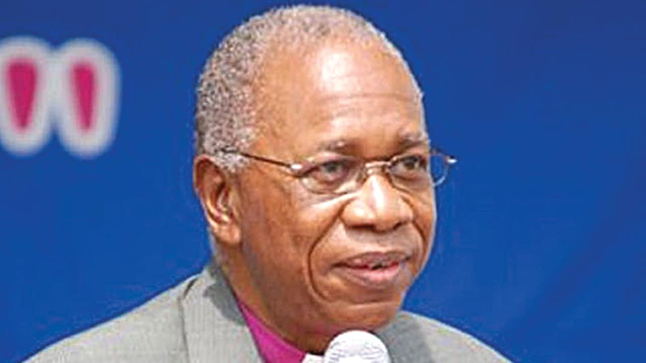 Prelate Emeritus of the Methodist Church, Nigeria, Dr. Sunday Mbang