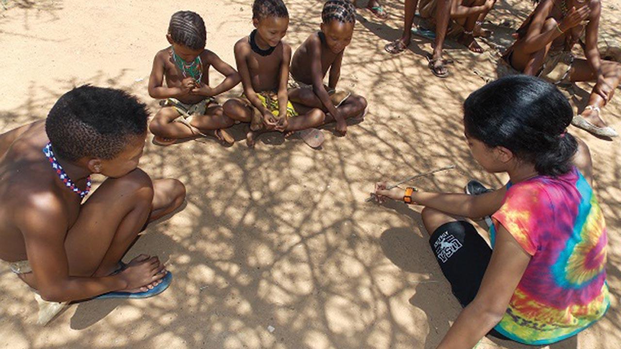 Teaching-Algebra-in-Kalahari-Desert
