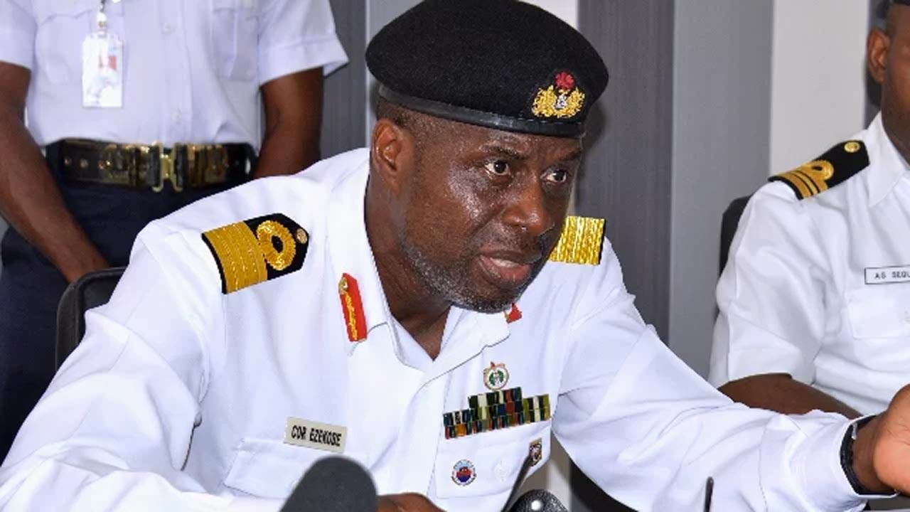 Commodore Christian Ezekobe