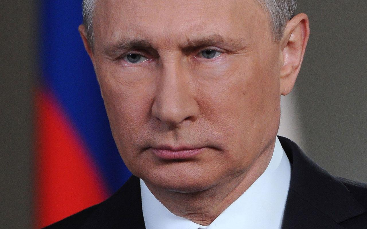 Russian President Vladimir Putin / AFP PHOTO / SPUTNIK / Mikhail KLIMENTIEV