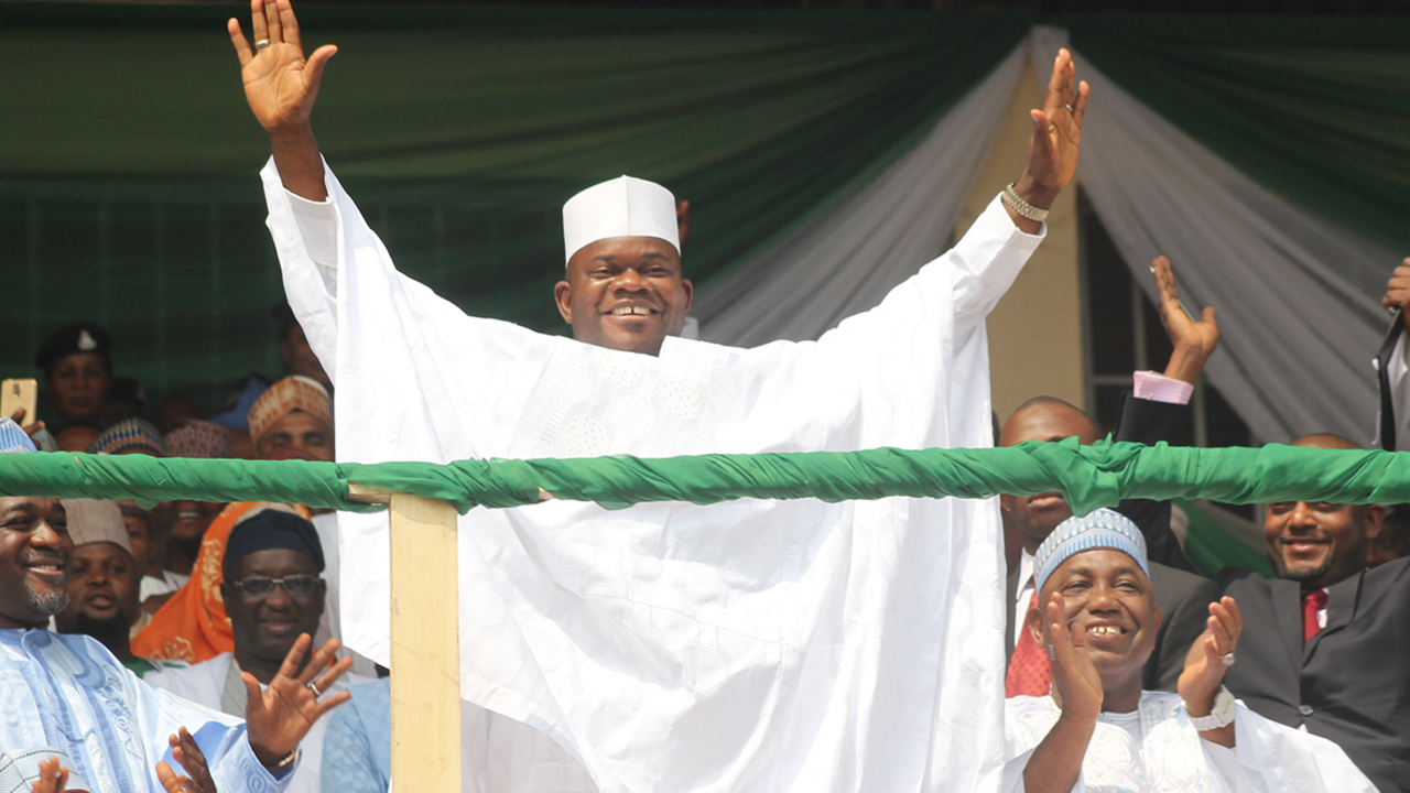 Yahaya Bello, time to end water scarcity in Lokoja