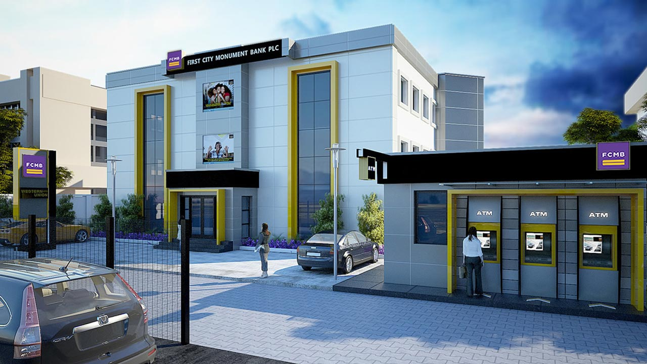 First City Monument Bank plc, FCMB.