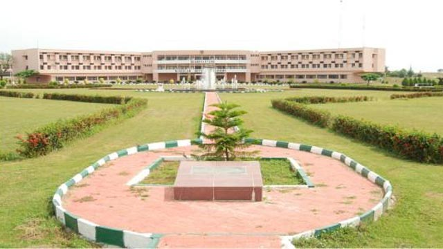 Nigerian Defence Academy Headquater.