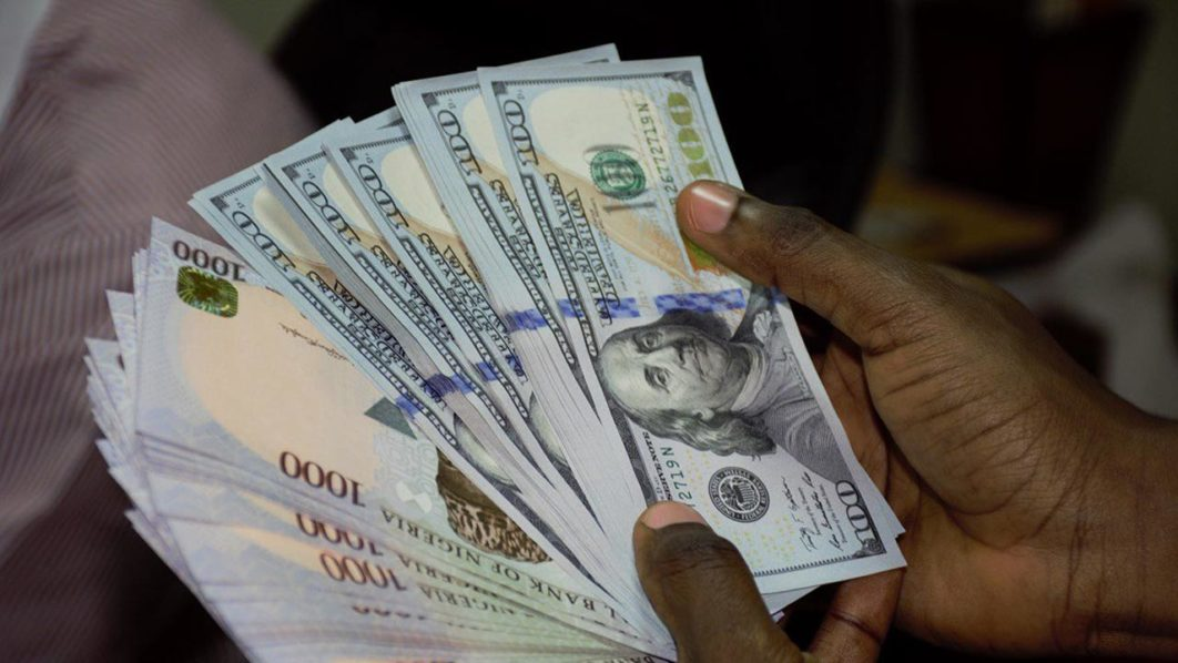 Naira Reciated By 30 3 Against Dollar In 10 Months