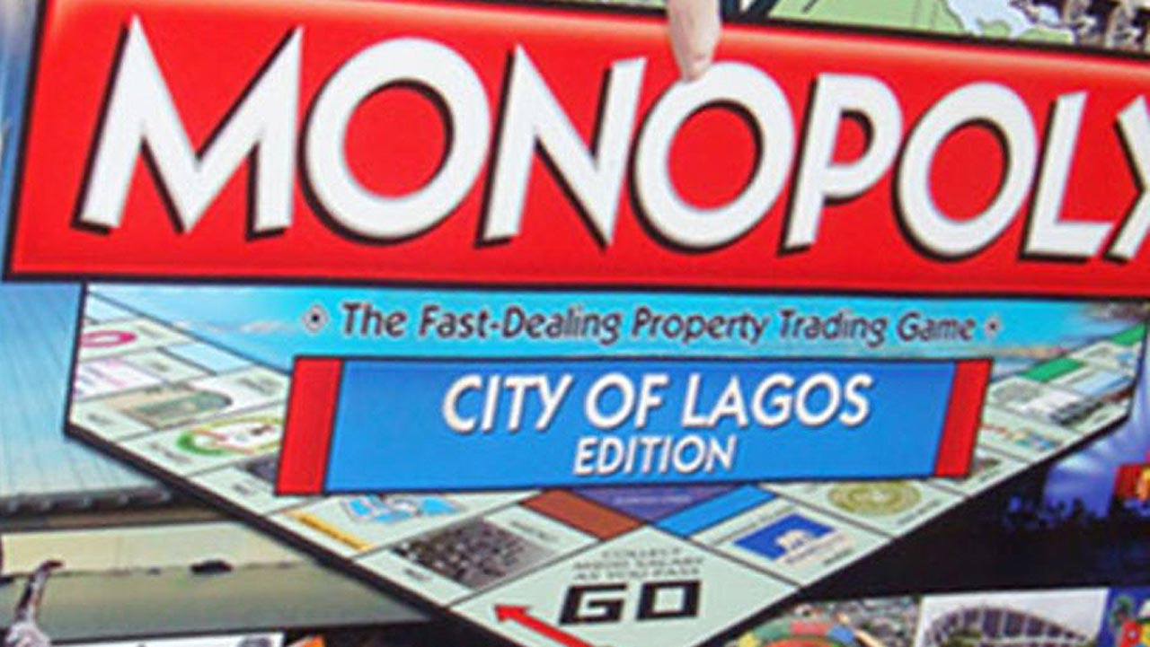 City of Lagos Monopoly