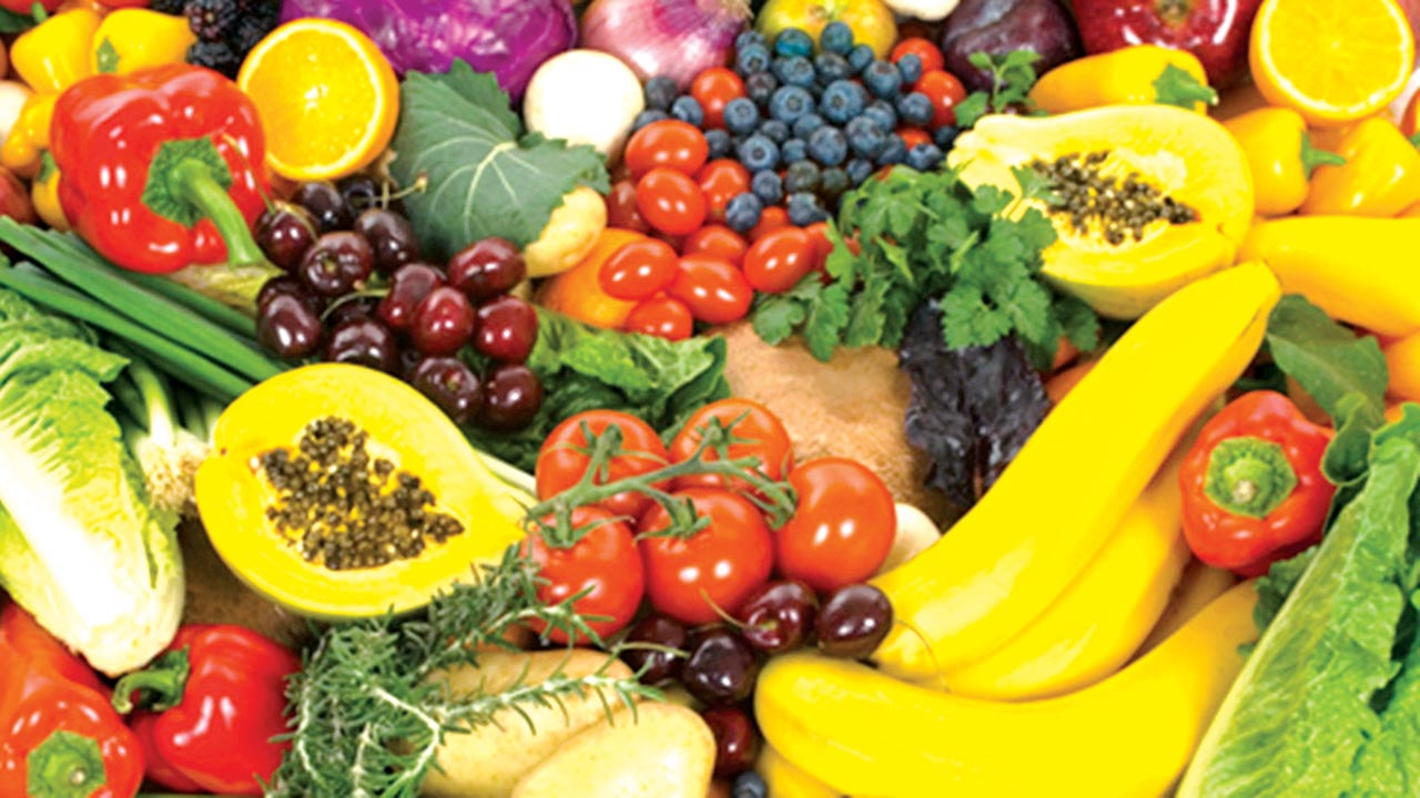 Fruits and vegetables... People with kidney disease who added more fruits and vegetables to their diet had improved blood pressure and cut their medicine expenses nearly in half compared to those who were treated with a baking soda regimen or did not receive acid-reducing treatment, according to a study presented at the American Heart Association's High Blood Pressure 2016 Scientific Sessions. PHOTO CREDIT:http://www.debatingeurope.eu/wp-content/uploads/2014/04/vegetable_big_logo2.jpg