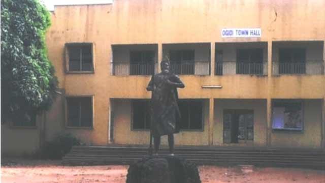 Ogidi Town Hall