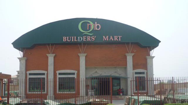 QMB Builders Mart Limited