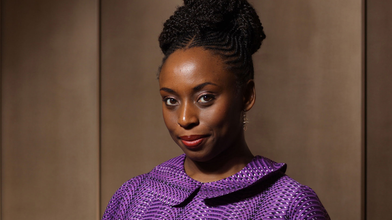 Chimamanda Ngozi Adichie believes government can still do more in spite of the economic downturn. PHOTO: One Aldwych