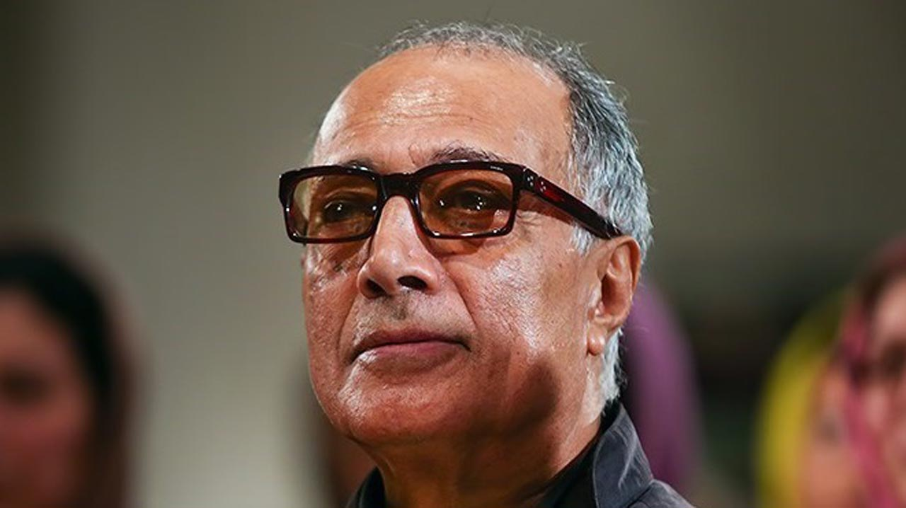 Abbas Kiarostami. PHOTO: Wikipedia