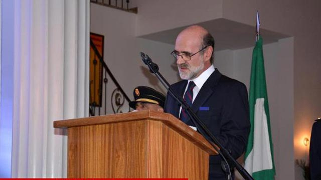 Alfonso Barnuevo Sebastian De Erico
