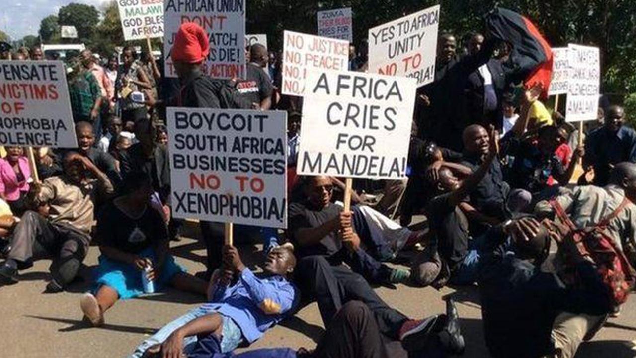 anti-xenophobia