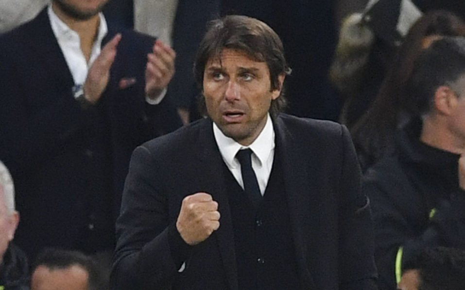 Chelsea's Italian head coach Antonio Conte  / AFP PHOTO / BEN STANSALL /