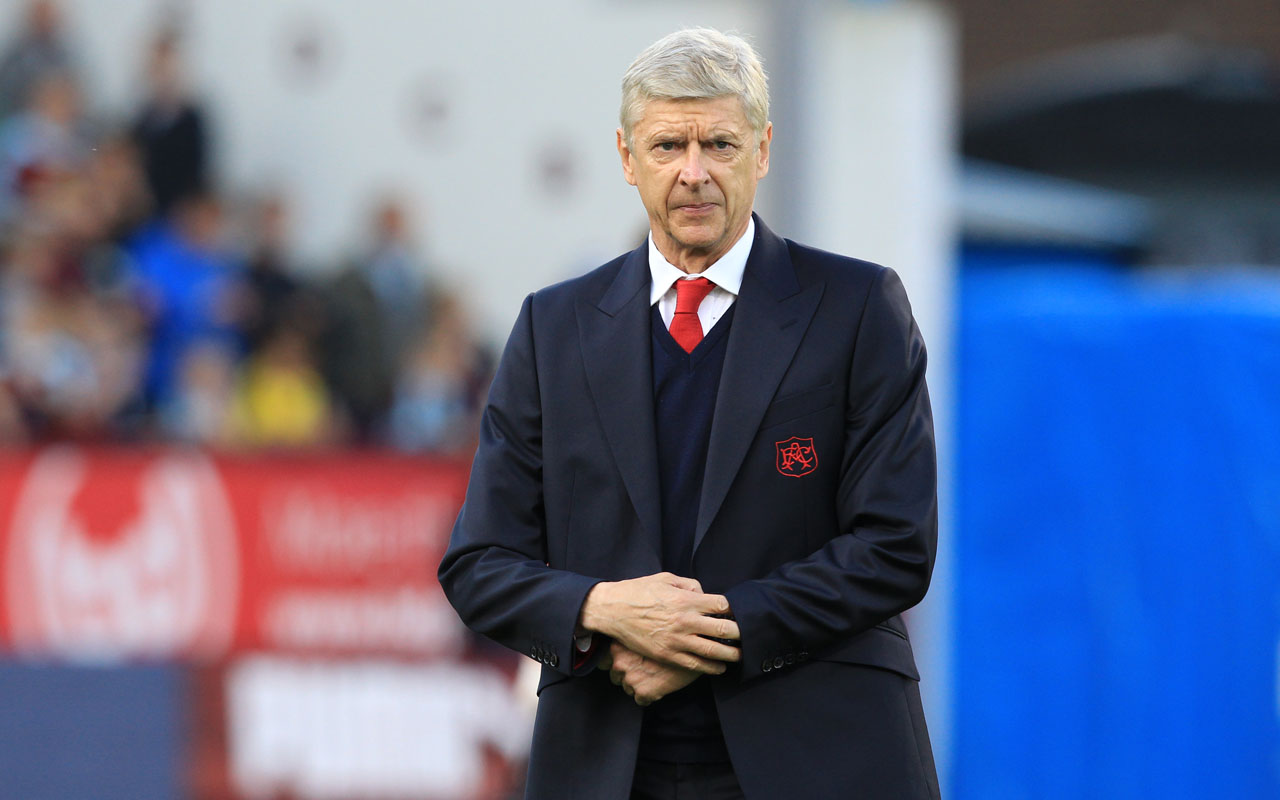 Arsenal, Arsenal's French manager Arsene Wenger / AFP PHOTO / Lindsey PARNABY /