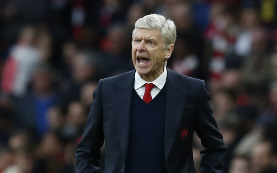 Arsenal's French manager Arsene Wenger / AFP PHOTO / Ian KINGTON /