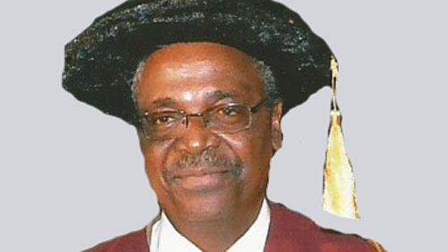 Prof. Olufemi Bamiro