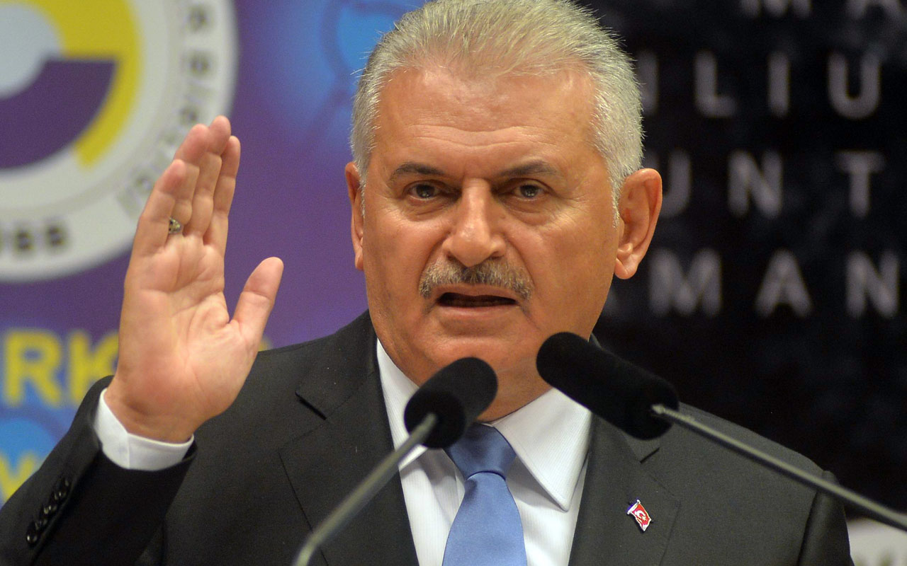 Turkish Prime Minister Binali Yildirim/ AFP PHOTO / ADEM ALTAN