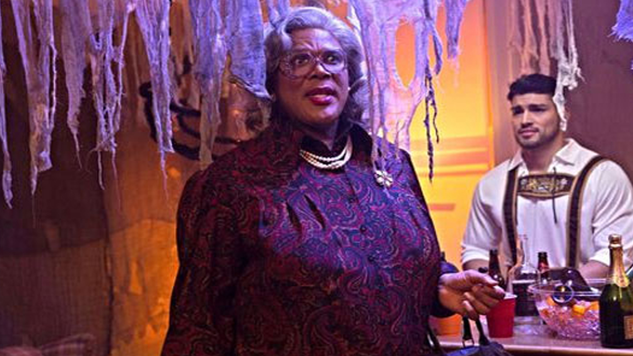 The latest instalment of Tyler Perry's Madea comedy franchise raked in $28.5 million, box office tracker Exhibitor Relations said.