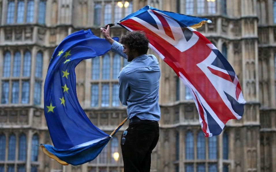 Britain voted to leave the European Union in a referendum in June 2016 (AFP Photo/Justin Tallis)
