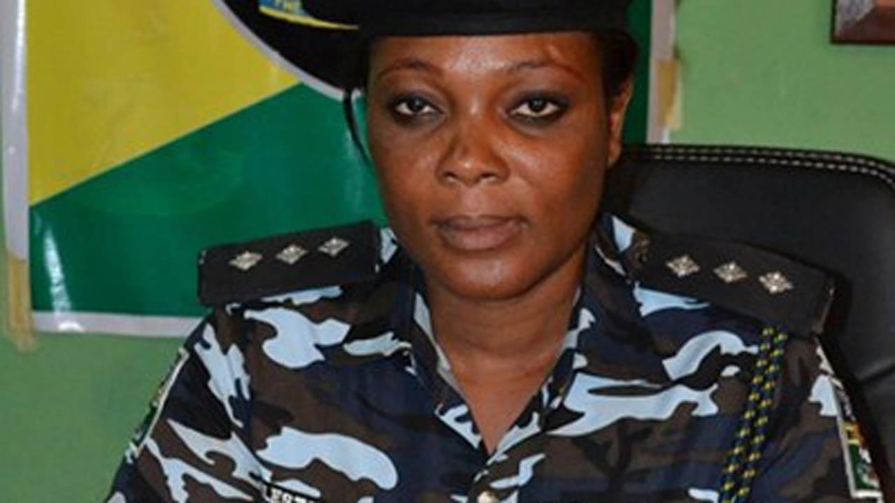 Celestina Kalu, Delta state police PRO