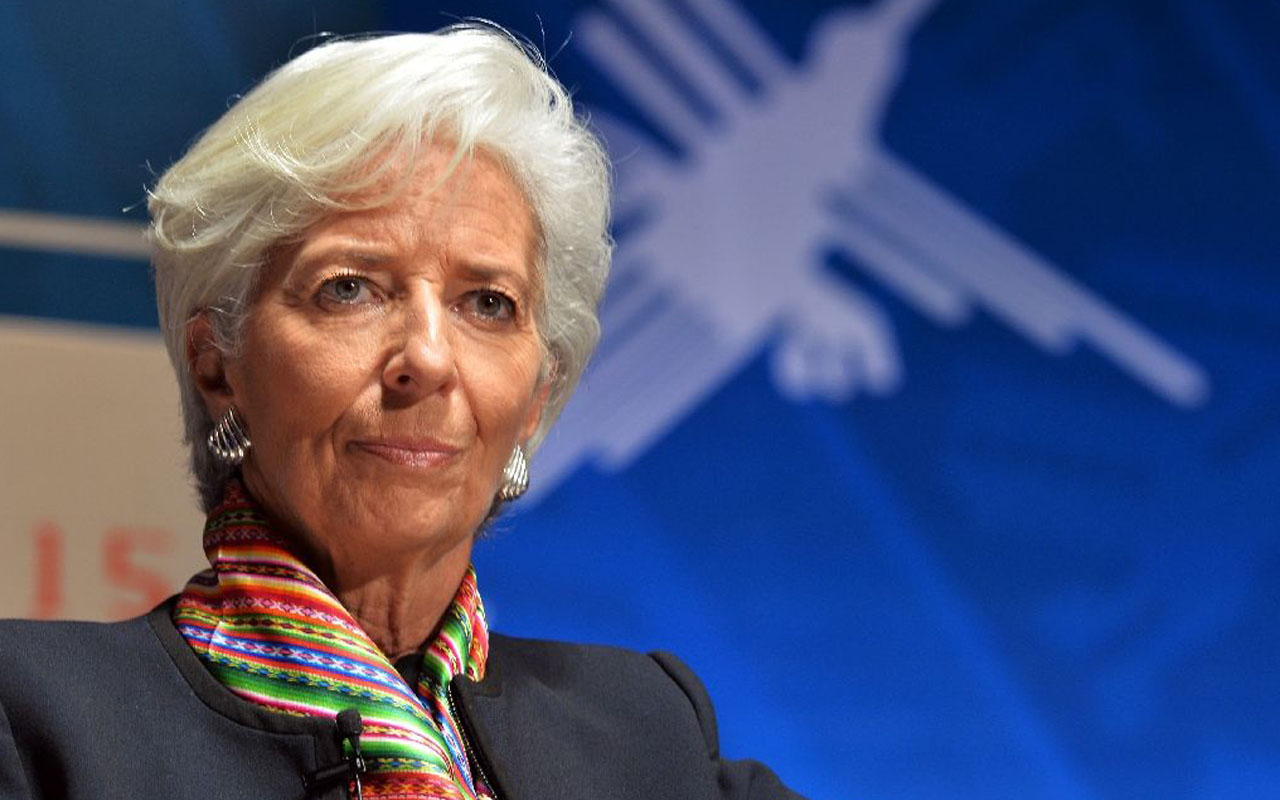 IMF chief Christine Lagarde (AFP Photo/Cristobal Bouroncle)