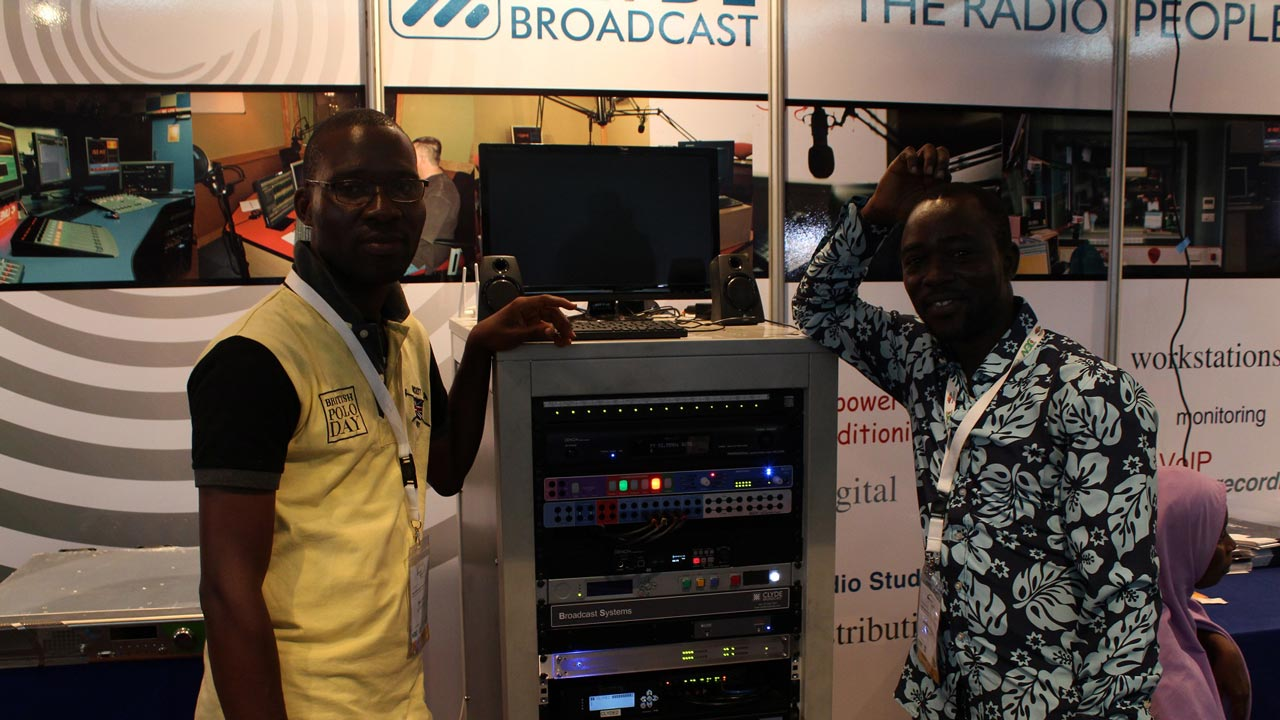 Clyde Broadcast are exhibiting at Africast 2016 in the Sheraton Hotel, Abuja.
