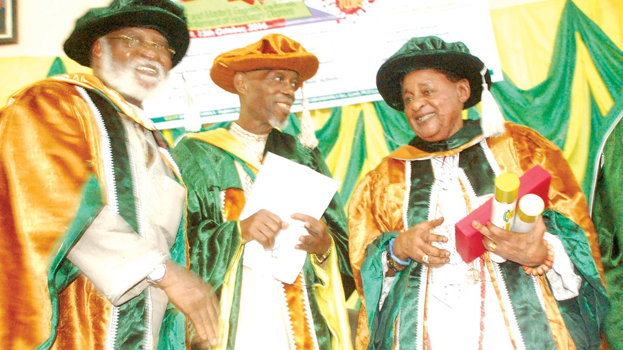 Being an abridged speech delivered by H.E Judge Bola Ajibola, founder/ proprietor of Crescent University, Abeokuta, during the 8th Convocation of the institution on October 15, 2016.