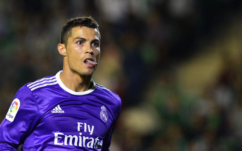 Real Madrid's Portuguese Cristiano Ronaldo / AFP PHOTO / CRISTINA QUICLER