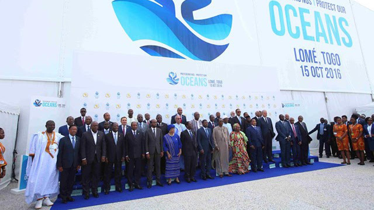 African leaders. PHOTO: Footprint to Africa