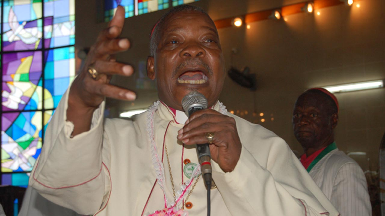 Archbishop Atilade, CAN southwest chairman, dies at 76