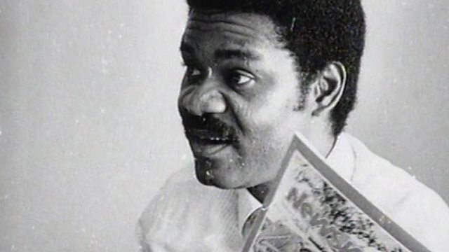Dele Giwa, Pioneer Editor-in-Chief of NewsWatch Magazine