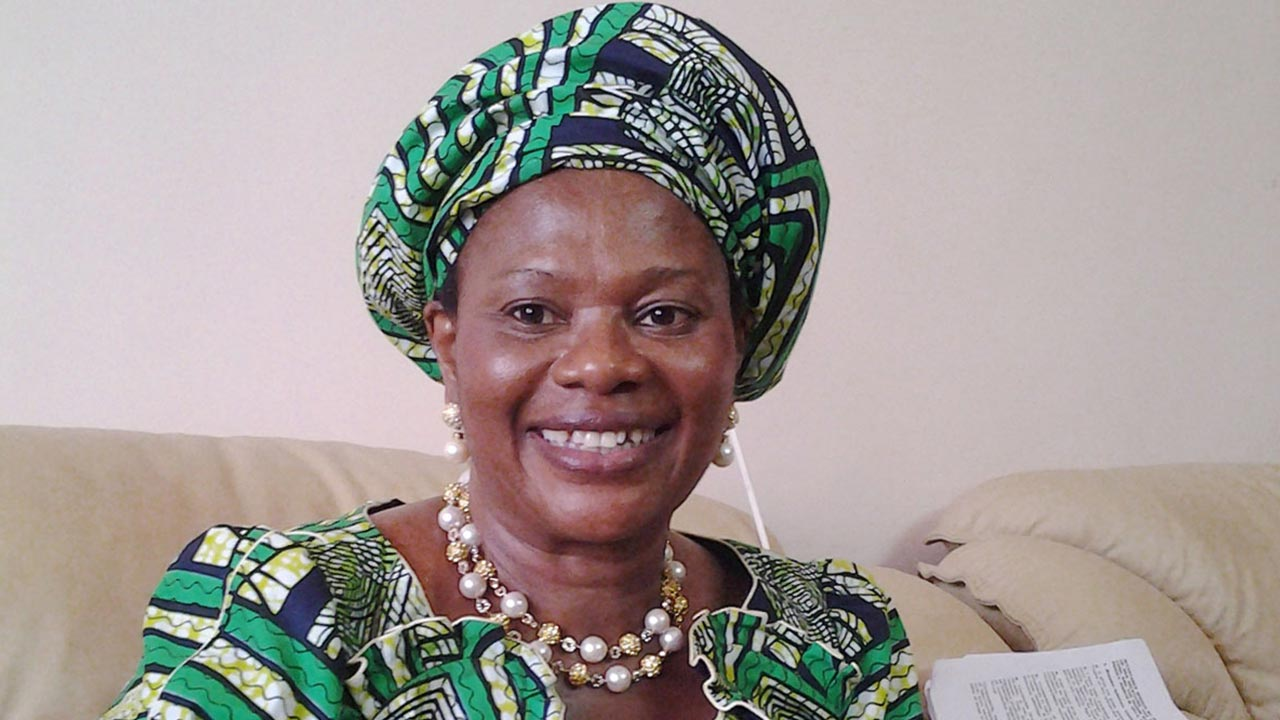 Late Prof. Dora Akunyili