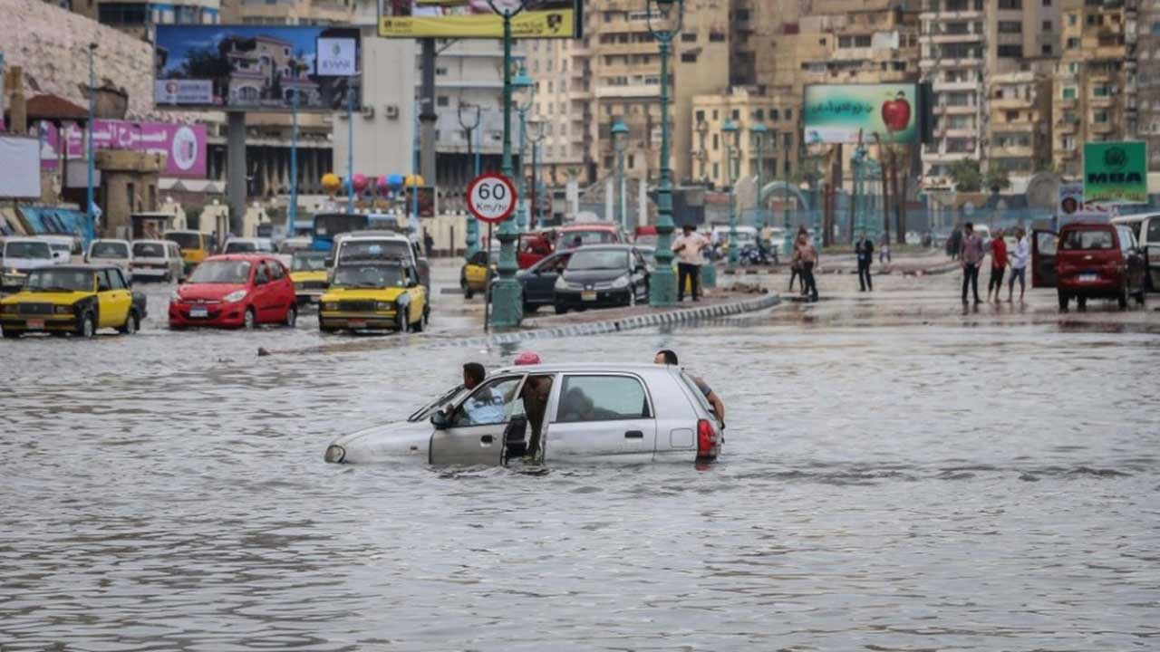 Egypt Floods. PHOTO: GOOGLE
