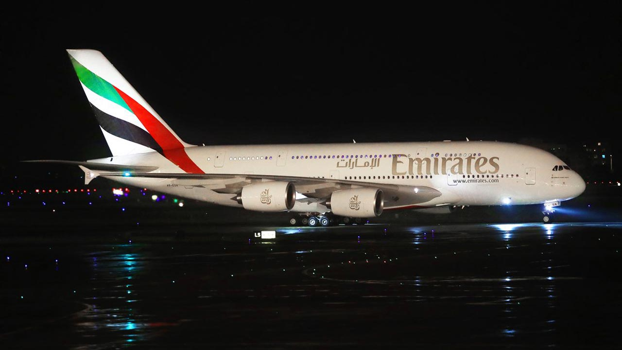 Emirates Airline. PHOTO: TWITTER