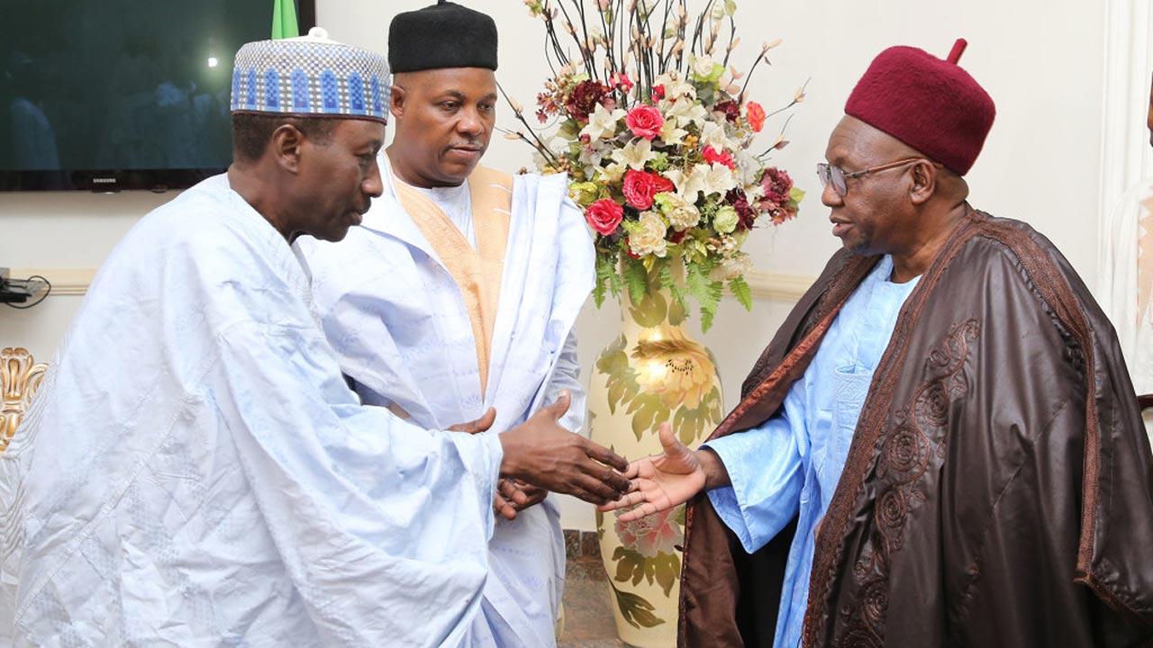 Shehu of Borno, Alhaji Ababukar Umar Garbai Ibn El-Kanemi