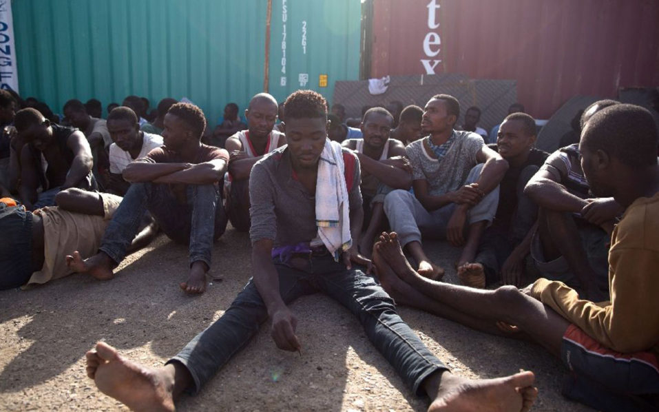Gambia has been trying without success to use the ICC to punish the European Union for deaths of thousands of African migrants trying to reach its shores (AFP Photo/)