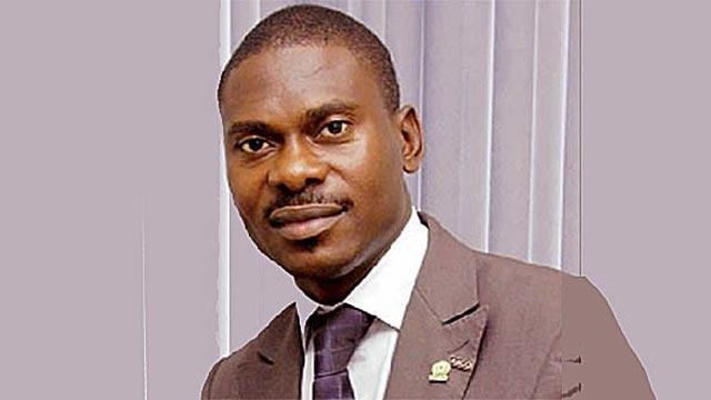 ARIAN President, Gbadebo Olameru