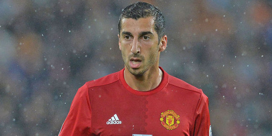 Henrikh Mkhitaryan PHOTO:AFP