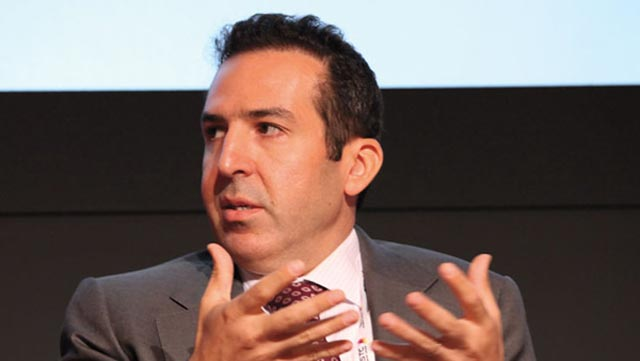 Issam Darwish, Vice Chairman and Chief Executive Officer of IHS
