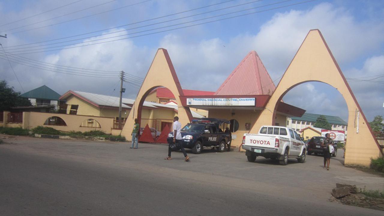 Federal Medical Centre Owerri.