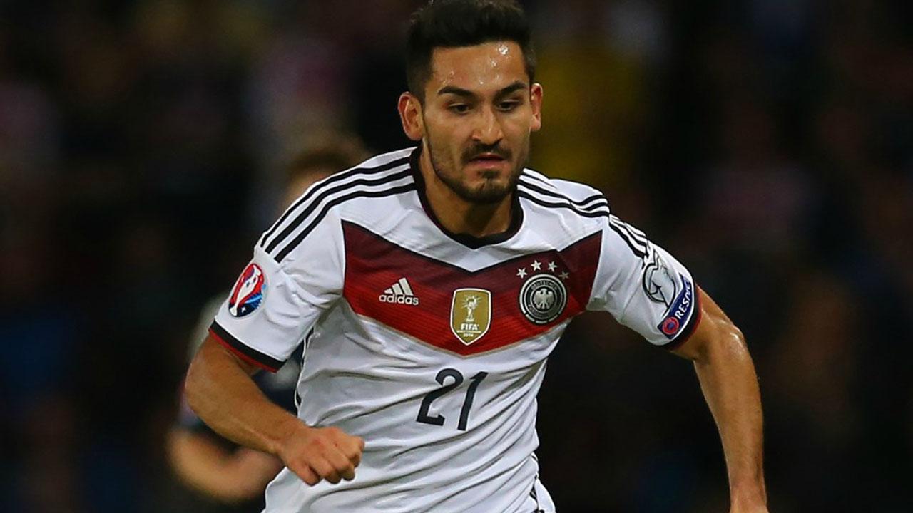 Gundogan to miss Germany's clash against Northern Ireland
