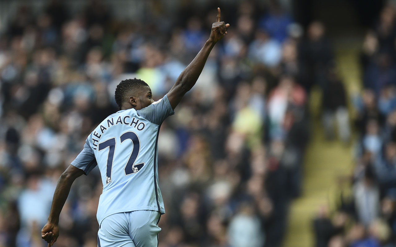 Pep Guardiola Provides Kelechi Iheanacho Update