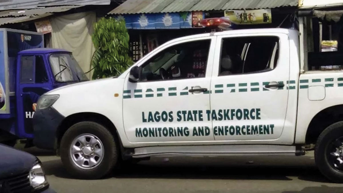 Lagos State Task Force