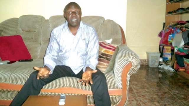 Chief Emmanuel Mangni