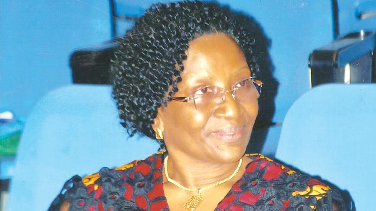 Mrs. Irene Chinwe Mbanefo